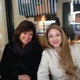 Niki Stavrou & Elizabeth